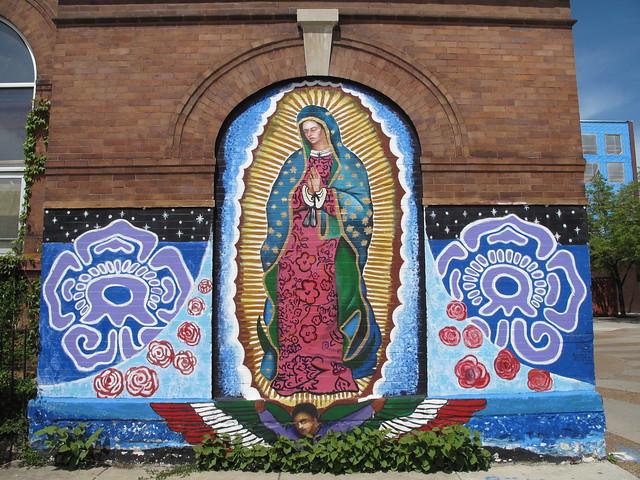 Pilsen mural chicago flickr photo sharing for Mural in chicago illinois