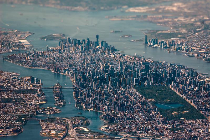 New York Aerial #08