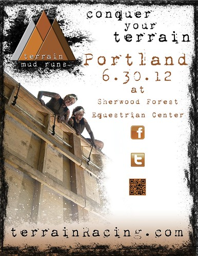 Terrain Mud Run Portland