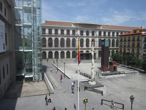 国立ソフィア王妃芸術センター(Madrid) 2012.6.1 by Poran111