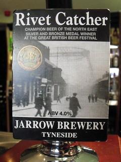Jarrow Brewery, Rivet Catcher, England