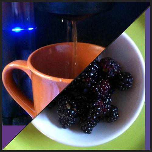 Coffee & Berries by Abigail Harenberg