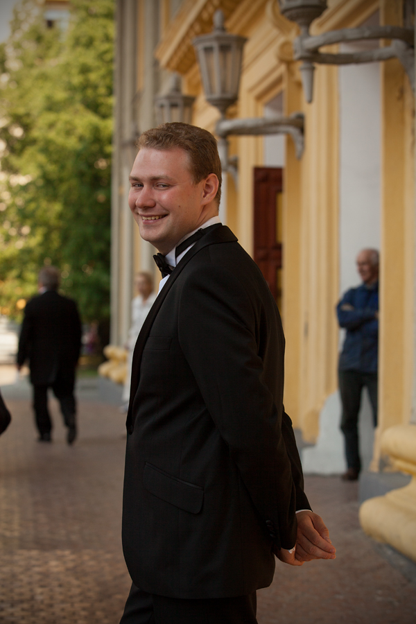 Выступление духового оркестра Новосибирск