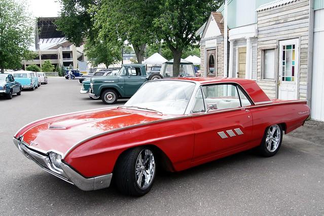 63 Ford Thunderbird Flickr Photo Sharing