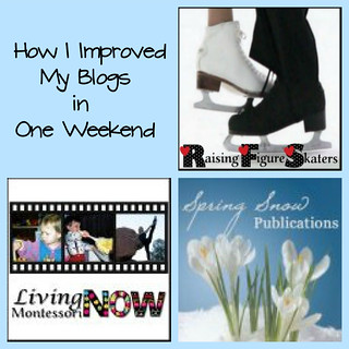 How I Improved My Blogs in One Weekend