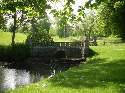 Bridge at Falkland Estate