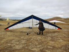 My New Glider and Me