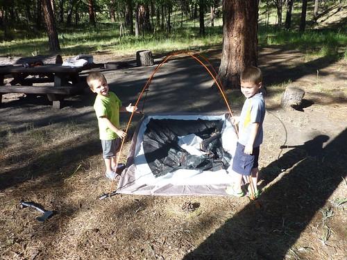 Camp Skills