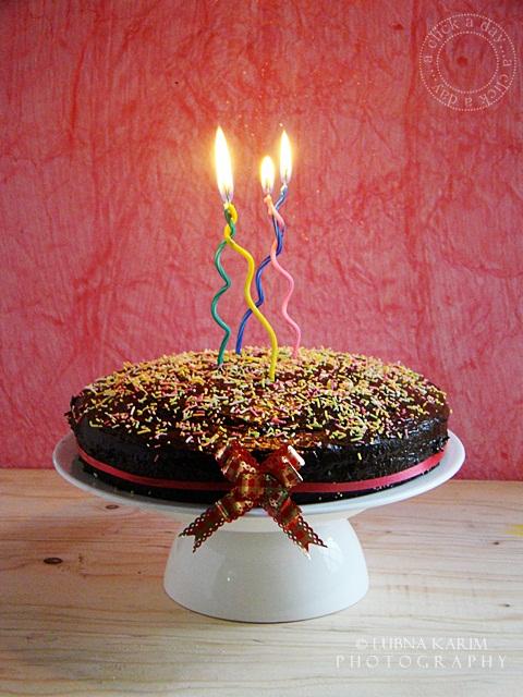 Happy Birthday To Me......
