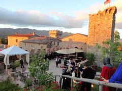 Midsummer Medieval Festival, Castello di Amorosa Winery, Napa Valley, California, USA