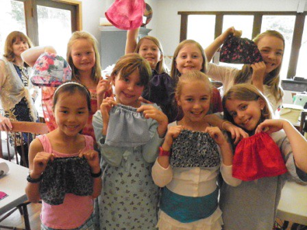 AG Doll skirts