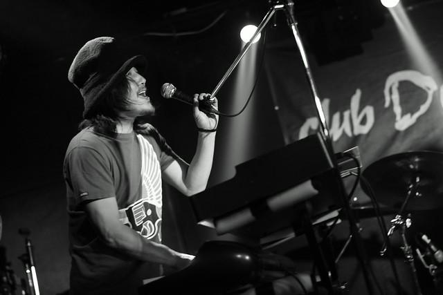 SO VERY live at Club Doctor, Tokyo, 27 Jun 2012. 150