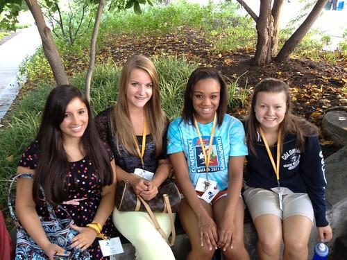NSLC LAWA Students Prepare for Field Trip