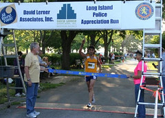 David Lerner Associates sponsors GLIRC Police run 2012