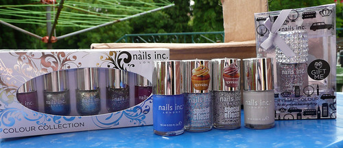 nails inc parcel 4