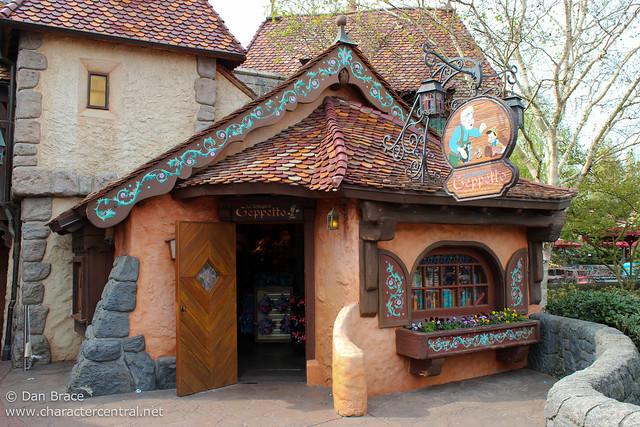 La Bottega di Geppetto
