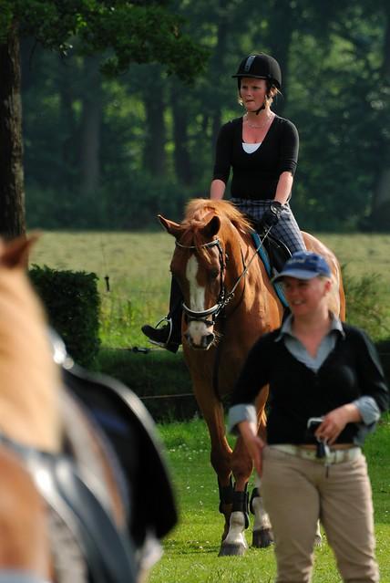 2012-07-02 Paardenvierdaagse Winterswijk - Woold 2012 - Maandag