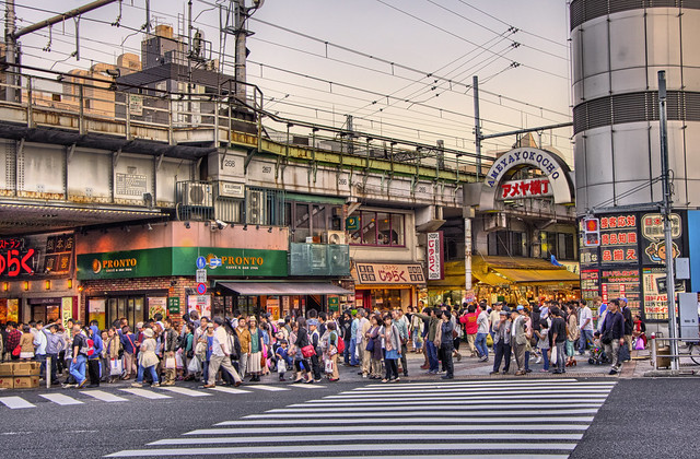 Photo:アメ横入口 By jun560