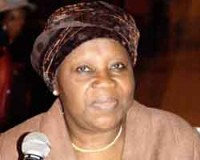 Justice Aloma Mariam Mukhtar has been appointed by Federal Republic of Nigeria President Goodluck Jonathan as Chief Justice of the Supreme Court. She is the first woman to hold this position. by Pan-African News Wire File Photos