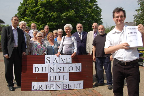 Dunston Hill petition Jul 12 1
