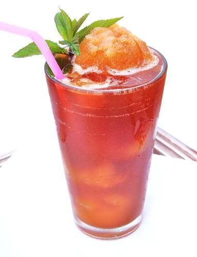 Iced Tea Float