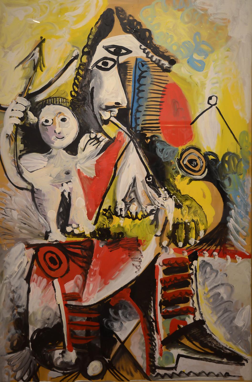 cupido en la historia del arte
