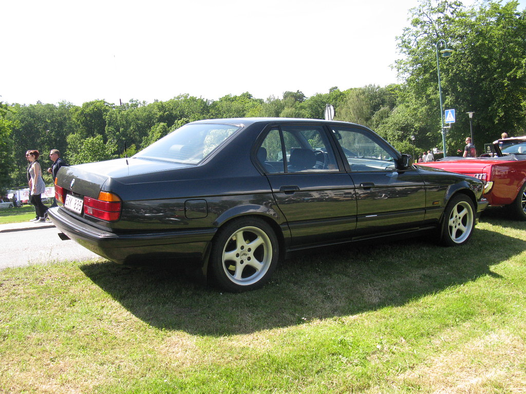 Worksheet. 1990 BMW 730i E32 related infomationspecifications  WeiLi