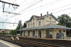 Estación de tren Meximieux-Pérouges