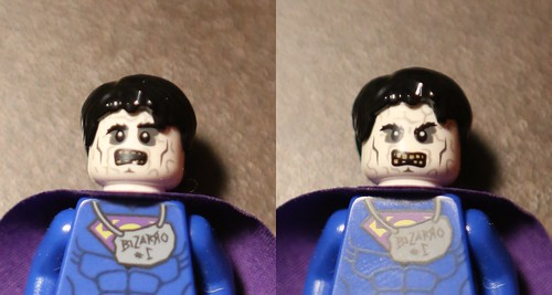 Bizarro Head