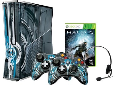 Microsoft to Offer Limited Edition Halo 4 Console