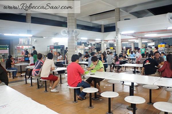 Kueh Chiap, 3rd mile market, sarawak