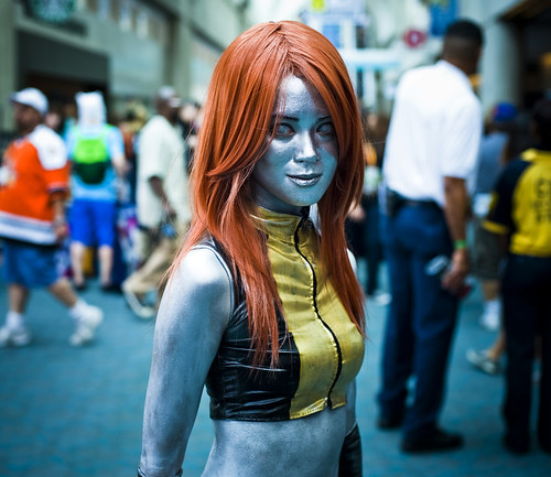 Comic-Con 2012 – Mercury // New Mutants