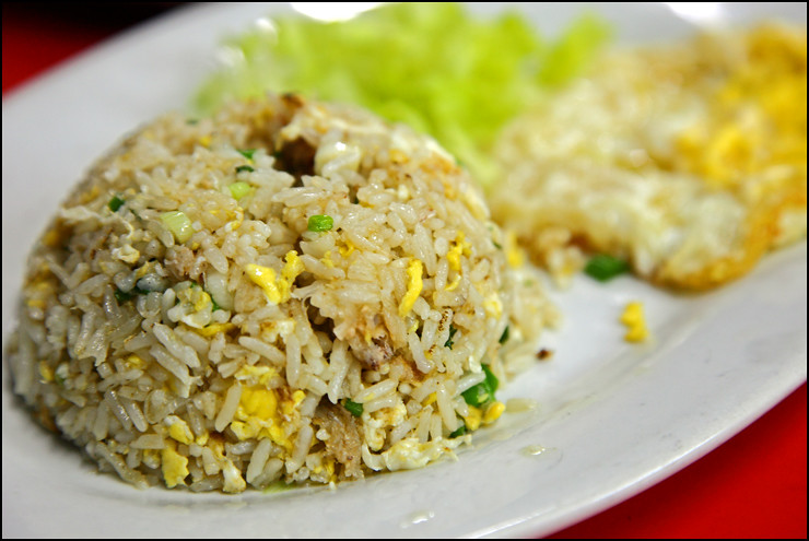 B Lui seafood crab-meat-fried-rice