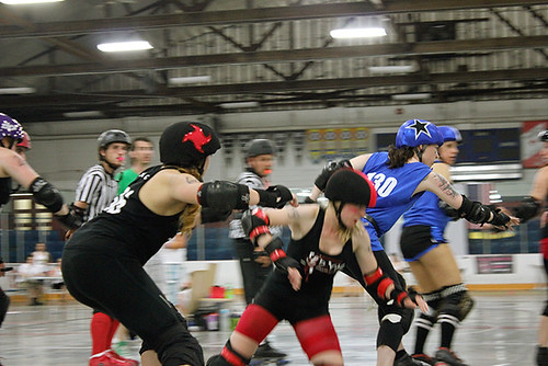 border city brawlers vs d-vas (third place game)