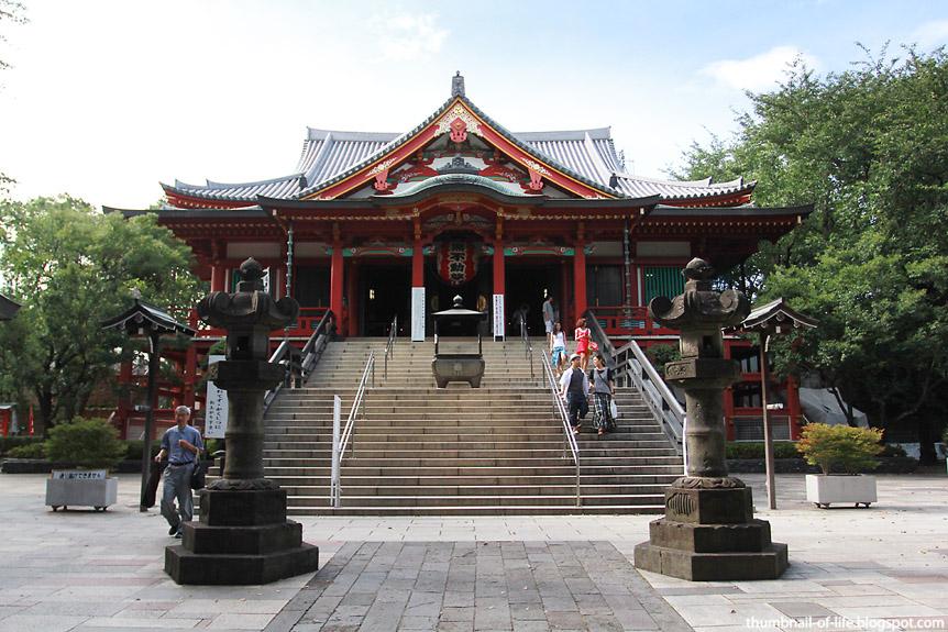 Ryusenji Temple Meguro Fudo