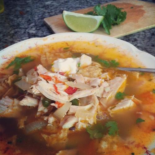 FriedOkra's Sopa de Pollo