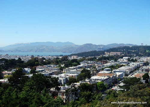 San Francisco - View from de Young Museum Tower