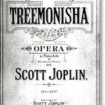 Wed, 18/07/2012 - 9:02pm - Treemonisha sheet music cover, 1911.