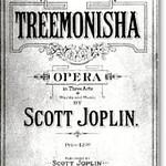 Wed, 18/07/2012 - 9:02pm - Treemonisha sheet music cover, 1911.