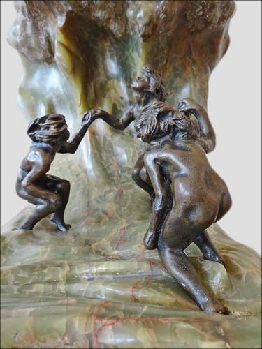 """""""La Vague"""" de Camille Claudel (Musée Rodin)"""
