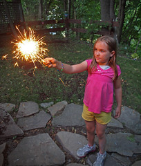 Canada Day Sparkler 1 by Clover_1
