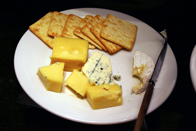 Club Lounge - Cheese