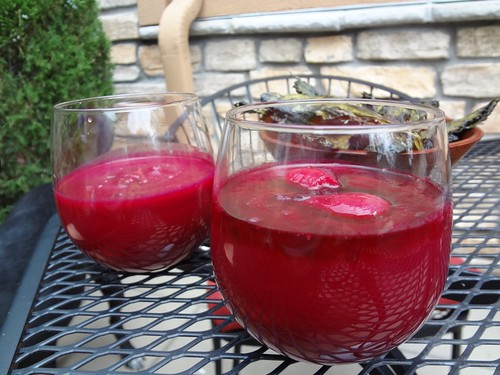 2012.07_beetroot smoothie