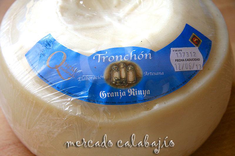 QUESO TRONCHON II