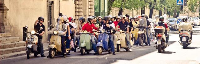 Roma 2012 in landscape