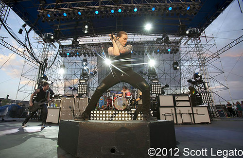 Shinedown - 07-21-12 - Soaring Eagle Casino & Resort, Mount Pleasant, MI