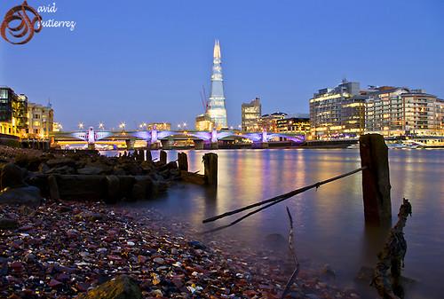 London The Shard Riverside by david gutierrez [ www.davidgutierrez.co.uk ]