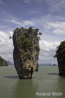Thailand - James Bond Rock
