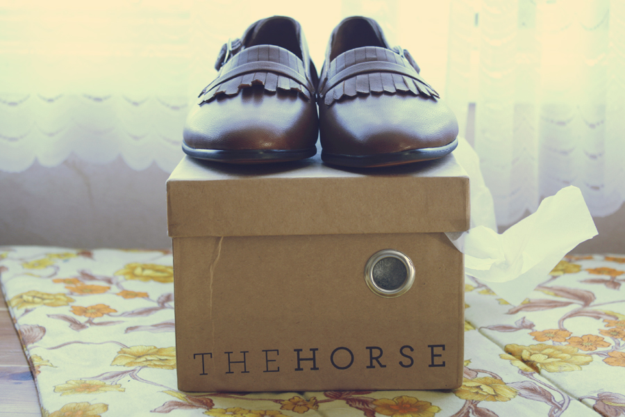 The Horse - Gertrude