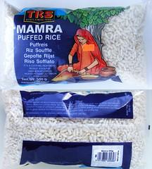 Puffed Rice (gepofte rijst)